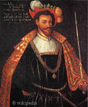 Christoph III. von D�nemark (Christopher of Bavaria)